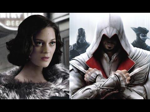 AMC Movie Talk – Talia Al Ghul Joins ASSASSIN'S CREED Movie