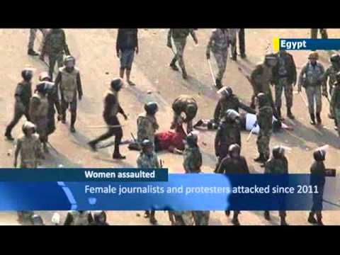 اغتصاب مصريات - The United Nations have demanded that the Egyptian authorities bring to justice those responsible for attacking women during recent protests in Tahrir Square...