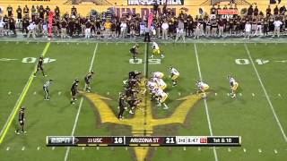 Marc Tyler vs Arizona State (2011)