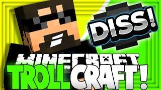 Minecraft: TROLL CRAFT   CRAINER DISS TRACK!! [14]