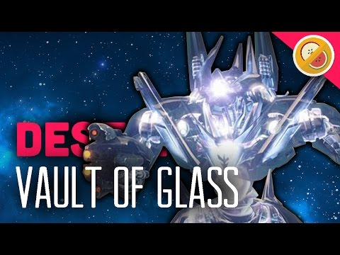 Destiny Vault of Glass 390 Challenge [Full Raid] - The Dream Team