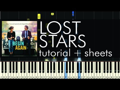 Lost Stars - Keira Knightley video tutorial preview