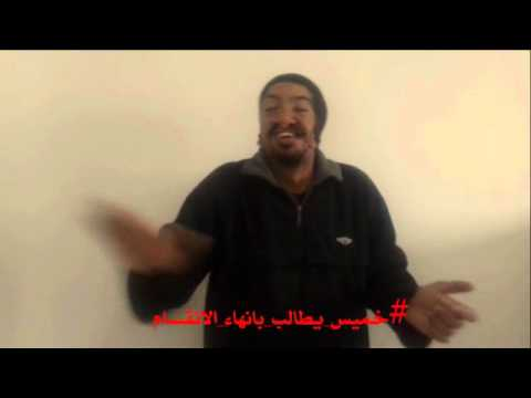 خميس حجاب شاب اصم وابكم يوجه رسالة لطرفي الإنقسام في فتح وحماس