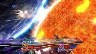 [Wii U/3DS] Doubles Falcon Double Knee KO