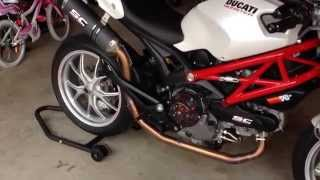 10. 2010 Ducati Monster 1100 Mods