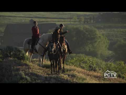 Heber Valley Mountain Weekend Show - Rocky Mountain Outfitters, Horseback Riding
