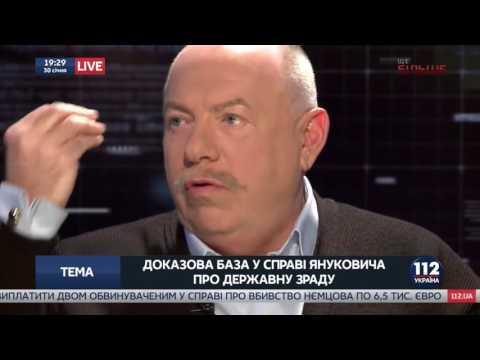 Святослав Піскун у програмі