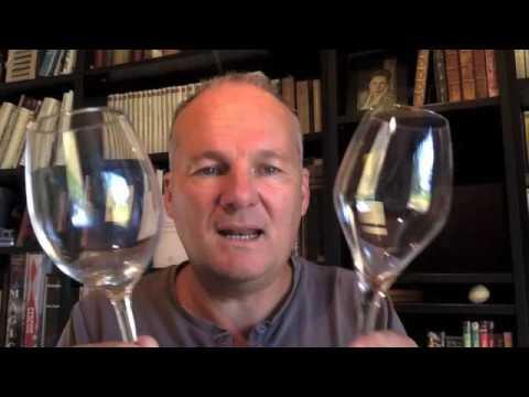 La Magie du Vin #1 Quel verre pour déguster le vin.