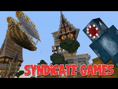 Minecraft – Syndicate Games – 1v1 Me Bro!