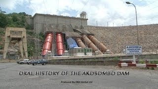 Akosombo Ghana  city images : ORAL HISTORY OF THE AKOSOMBO DAM WEB VERSION