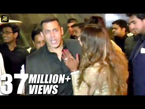 Salman Khan Insults Reporter For Asking About His Marriage At Bipasha's Wedding 2016