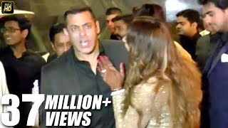 Video Salman Khan INSULTS Reporter For Asking About His Marriage At Bipasha's Wedding 2016 MP3, 3GP, MP4, WEBM, AVI, FLV Juli 2018