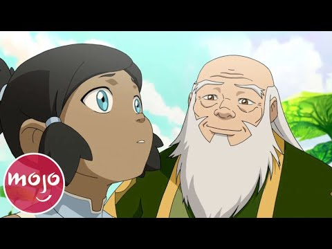 Top 10 Best Legend of Korra Moments