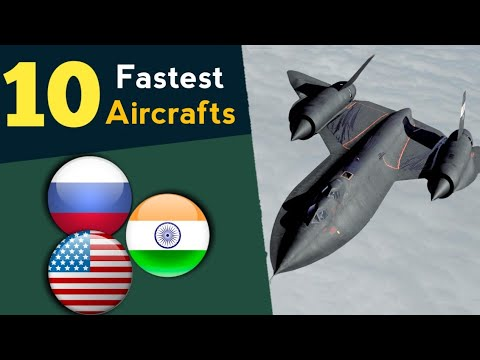 Here is a video about Top 10 Fastest...