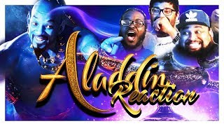 Aladdin: Special look | Reaction & Discussion