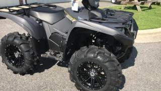 6. 2018 Yamaha Grizzly EPS