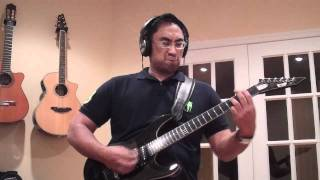 Deftones - Engine No. 9 guitar cover by Freddypipes ESP SRC Stephen Carpenter Signature STEF-6