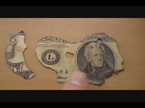 Dan Cooper - Here is the second part (UPDATE) to my first video on db cooper's money that I found in Southwest Washington. The DB Cooper money bits that I found can only ...