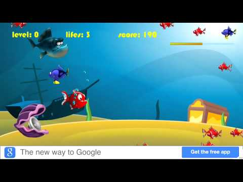 Video of Hungry Fish 3D
