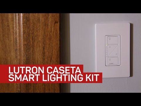 Editors' Choice: Lutron's light switches are a smart home standout