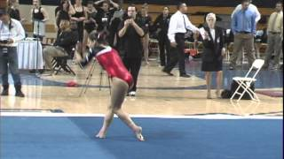 Yale Gymnastics Ivy Classic 2013 Highlights