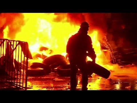 Нічні вибухи та пожежа у Харкові