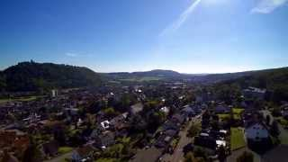 Marsberg Germany  city photo : Marsberg - Drone - Drohne - Hochsauerland - Yuneec Q500 - Flug - Drohne - Fly - Germany