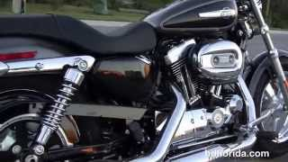 6. New 2014 Harley Davidson Sportster 1200 Custom Motorcycles for sale