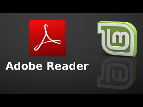 Install Adobe Reader in Linux Mint 18 ( Ubuntu 16.04 )