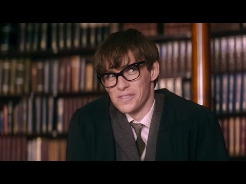 The Theory of Everything (Clip 'My Name Is Stephen Hawking')