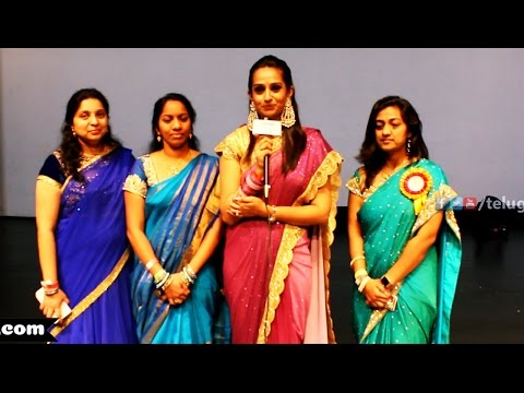 Actress Laya Special byte on USA Sankranthi Celebration January 2017
