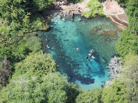 Florida's Ichetucknee Springs State Park is Freshwater Heaven