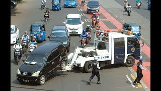 Video Mantabb... Kerja dishub DKI Jakarta terekam CCTV Telview.. Good Job.. MP3, 3GP, MP4, WEBM, AVI, FLV Desember 2017