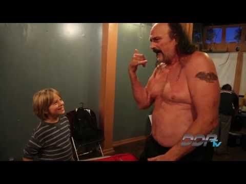 0 Preview For Next Weeks Total Divas, Jake Roberts On The Set Of Film, Bret Hart