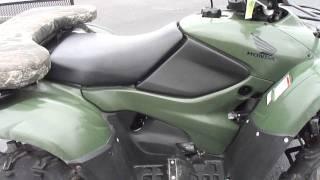 4. 2010 Honda 420 Rancher es powersteering