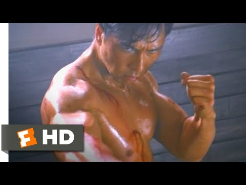 Legend of the Fist (2010) - Bloodied, but Never Beaten Scene (10/10)   Movieclips