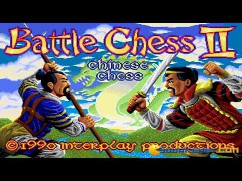 Battle Chess II : Chiness Chess PC