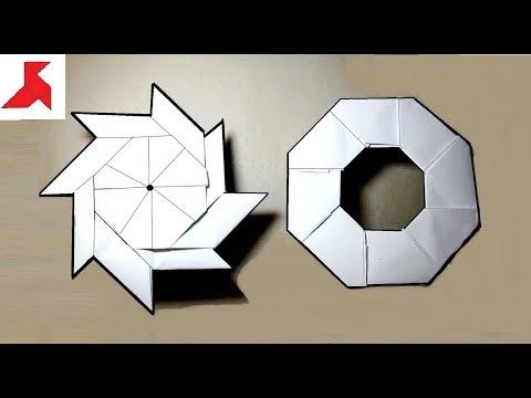 Поделки из бумаги формата а4