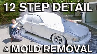 Video 12 Step Detail: Mold Removal and Plasti-Dip Repair for Used Car Sale: Impala SS MP3, 3GP, MP4, WEBM, AVI, FLV Juli 2019