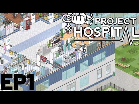 PROJECT HOSPITAL TRAUMATOLOGY DLC / ST COYOTES HOSPITAL / EP1