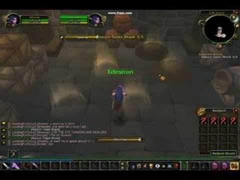 World of warcraft ChaosCrusade Private server GM token Hack