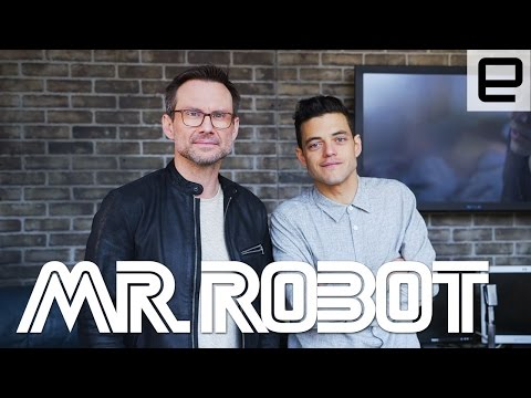 Mr. Robot Creators & Actors Talk Tech