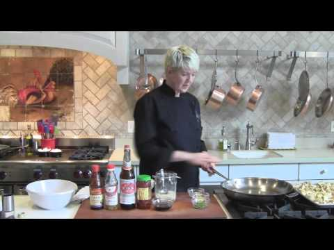 eggplant - Check out The Chopping Block's cooking video library at http://thechoppingblock.net/Chopping-Block-Videos.htm. You'll notice we had some audio problems in th...