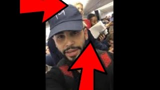 Proof Adam Saleh lied about Delta air lines