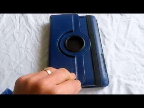 360 Degree Rotating PU Leather Folio Case Cover Stand For Google Nexus 7 Tablet: EBay Review