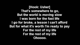 Nonton Ludacris Rest Of My Life Lyrics, ft Usher, David Guetta.mp4 Film Subtitle Indonesia Streaming Movie Download