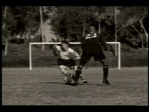 "Mia Hamm vs. Michael Jordan ""anything you can do I can do better"" Gatorade commercial"