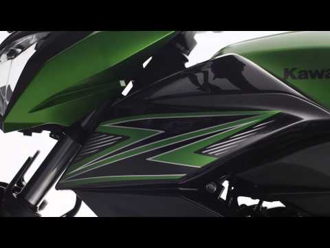 New Kawasaki Z300 - Official Video