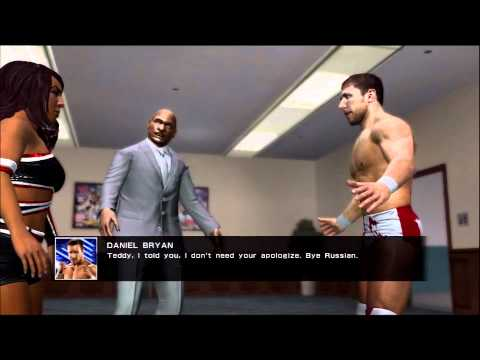 WWE'12 Storyline : SmackDown Ep. 1 Part 1