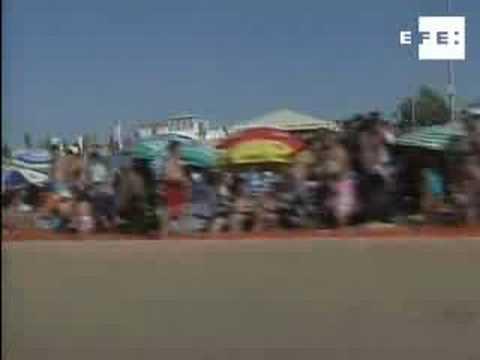 0 Carreras de caballos en Sanlucar, Cádiz